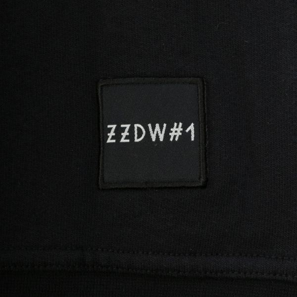 wurzel hoodie etikett